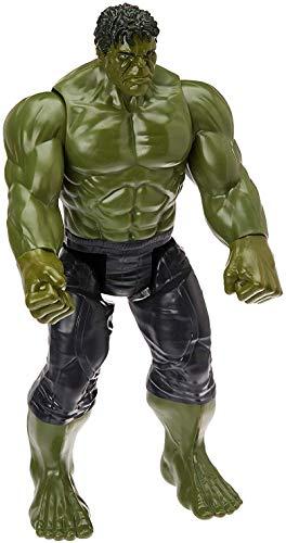 Marvel Avengers Infinity War Titan Hero Series Hulk