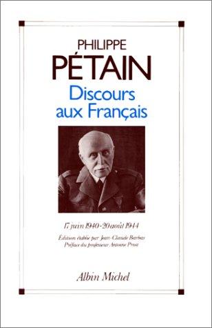 discours-aux-franais-17-juin-1940-20-aot-1944