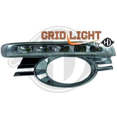 Kit de feu de roulage de jour --BENZ CLASSE C T-Model (08/2007)