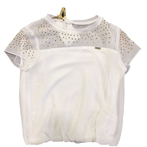 LIU JO Bambina G17177 White Top Primavera/Estate 8 ANNI