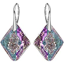 San Francisco c1b9c 38a13 Amazon.it: orecchini swarovski - Crystals&Stones