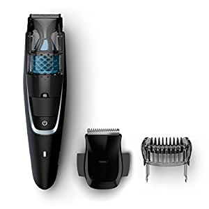Philips BT7201/16 Tondeuse barbe Series 7000 avec système d'aspiration des poils