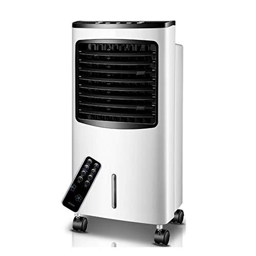 KEYUAN Mobile Klimageräte Haushaltsluftkühler Weitwinkel-Luftversorgung 7.5h Timing 3 Windgeschwindigkeit kühlgeräte für räume,75W, FLS-120A16