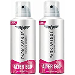 Park Avenue Men's Deo, Alter Ego Signature, 100g (Pack of 2)