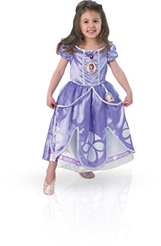 Rubie's 154980-S - Disfraz de Princesa Sofía, para 3 - 4 años (Small)