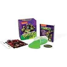 Teenage Mutant Ninja Turtles: Mutagen Ooze and Illustrated Book (Miniature Editions) by Unknown(2014-07-01)