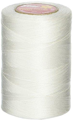 yli-corporation-1200-yd-star-solides-en-fil-de-coton-mercerise-blanc