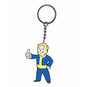Fallout 4 Vault Boy Approves Keychain