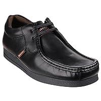 Base London Storm Lace Mens Shoes Blk - 42