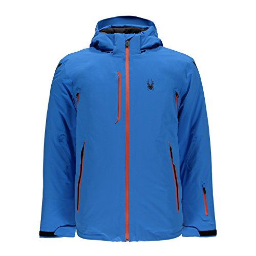 Spyder LEGEND Vanqysh Herren Ski Jacke french blau S | 00889212813956