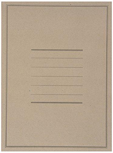 Pigna 0221803GR Cartelline Eco Pigna, Semplici, con Stampa, 145 G/Mq, 0221803Gr, Confezione 50