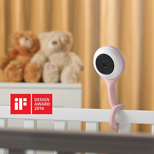 Lollipop - Smart Baby Monitor (Cotton Candy)