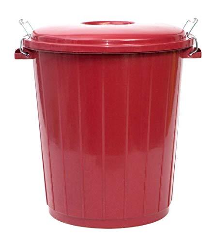 PAMEX - Cubo Bin 25L Rojo