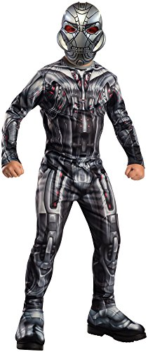 Kostüm Vision Marvel (Ultron The Avengers Kostüm für Kinder,)