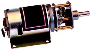 CEBEK C6065 C-6065 Motor-Reductor.Compacto 100:1 1,5/3V V, Amarillo
