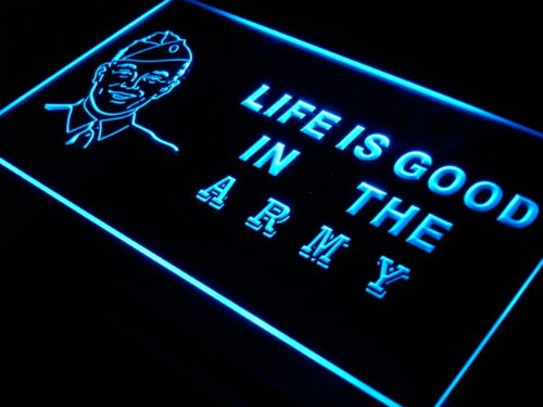 insegna-al-neon-j298-b-army-life-is-good-bar-beer-us-neon-light-sign