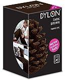 DYLON Dark Brown Machine Dye 350g Includes Salt