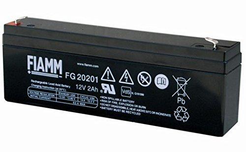 FIAMM FG20201 - Batterie UPS 2 Ah 12 V