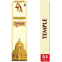 Mangaldeep Fragrance of Temple Sandal Agarbatti - 84 Sticks