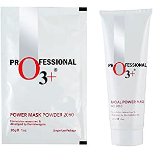 O3+ Soya Protein Tightening & Brightening Peel Off Mask 2060, 150g