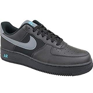 Nike Herren Air Force 1 '07 LV8 BV1278-001 Sneaker, Schwarz (Black), 43 EU