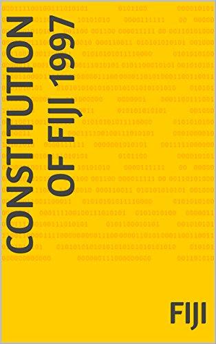 Constitution of Fiji 1997 (English Edition) por Fiji