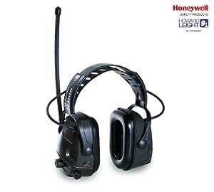 Casque antibruit avec Radio AM/FM Bilsom Honeywell Safety