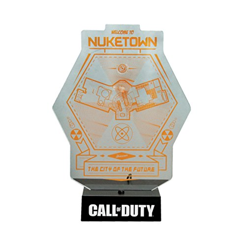 Call of Duty Nuke Town Light, Multi-Colour