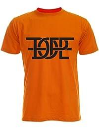 PALLAS Men's Dope Graphic Art Design T-Shirt