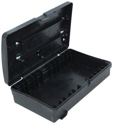De Buyer 2012.89 'Ultra' Boîte de Rangement pour Accessoires de Mandoline Ultra - Noir - en plastique