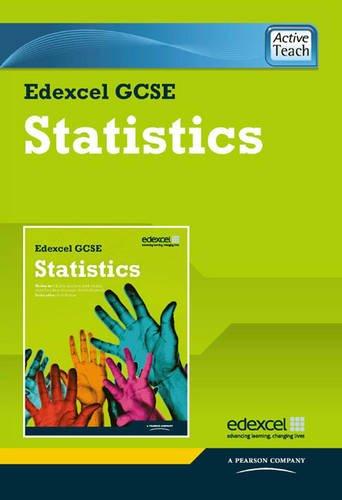 Edexcel GCSE Statistics ActiveTeach (Edexcel GCSE Statistics 2009)