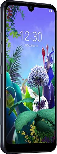 LG Q60 Smartphone (15, 9 cm (6, 26 Zoll) LC-Display, 64 GB interner Speicher, 3 GB RAM, MIL-STD-810G, Dual-Sim) Aurora Black
