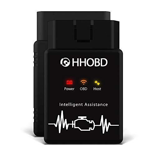 EXZA HHOBD WiFi (2. Gen.) - Intelligenter OBD2 Diagnosegerät