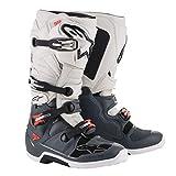 Alpinestars Motocross-Stiefel Tech 7 Grau Gr. 45.5