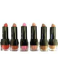 W7 Cosmetics Kiss Lipsticks, Naked 3.5 g