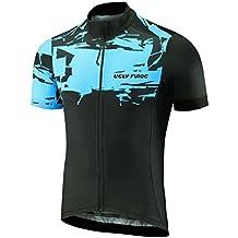 Uglyfrog Magliette Jersey Uomo Mountain Bike Manica Corta Camicia Top Abbigliamento ciclismo WDMZ03