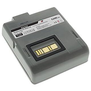 Zebra/Comtec RW420 Barcode Printer: Replacement Battery. 5200 mAh