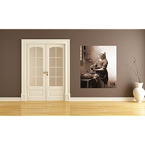Bilderdepot24 Autoadhesivo Fotomural Jan Vermeer - Viejos Maestros