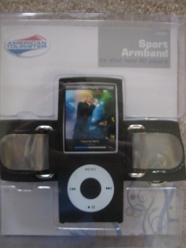 sport armband for ipod nano 4g players Ipod Nano 4g Armband