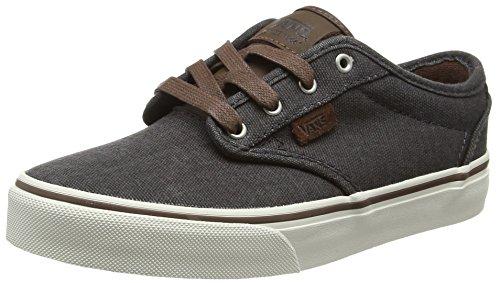 Vans Unisex-Kinder Atwood Deluxe Sneakers, Grau (T&L Chestnut/Marshmallow), 38 EU