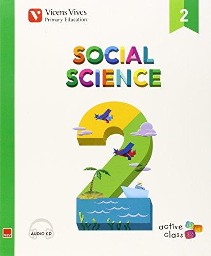 Ep 2 - Sociales (ingles) - Social Science (active Class) - Aula Activa - 9788468229058