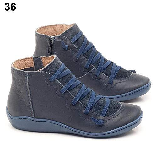 Go Go Stiefel Für Verkauf - [2019 Frauen Stiefel Ankle] Kunstleder Verkauf,