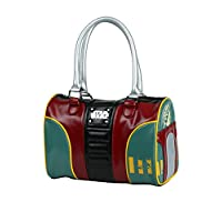 Bioworld Merchandising / Independent Sales Star Wars Boba Fett Bowler Purse Standard
