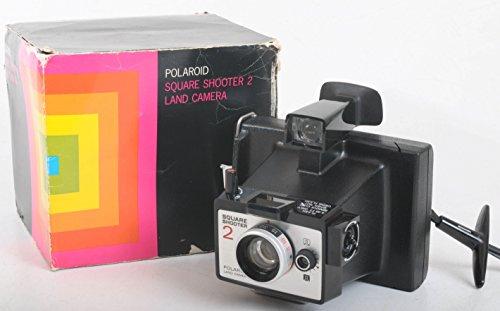 Polaroid Square Shooter 2–Instant Land Camera Polaroid Square