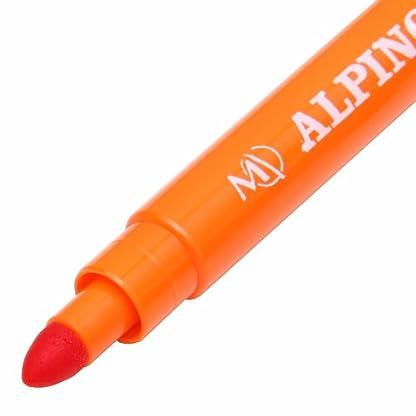 Alpino Maxi – Rotuladores, 24 unidades