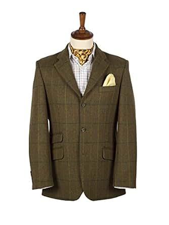 Action Back Tweed Jacket (36S)