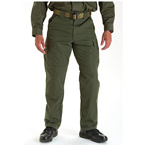 5.11 Tactical Tdu Grün (5.11 Tactical TDU Ripstop Pant Hose - Bundweite S Länge regular - 190 TDU Grün)