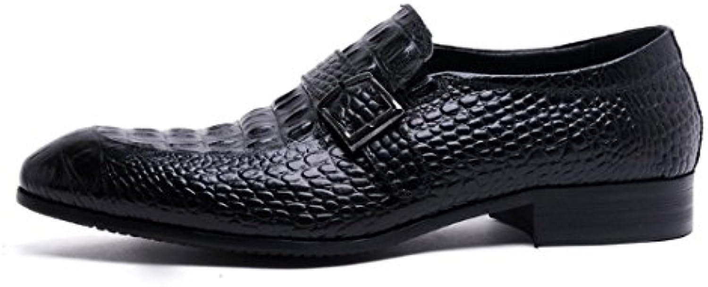 Zapatos De Oxford Primavera Y Otoño Zapatos De Tendencia Zapatos De Hebilla Niebla Zapatos De Estilo Británico