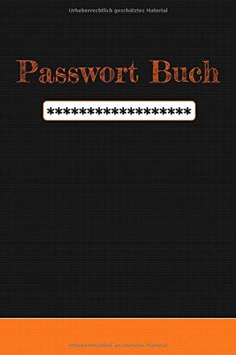 Passwort-Buch: Login-Daten und Passwörter sicher verwalten