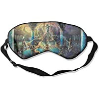 Eye Mask Eyeshade Jesus Story Sleep Mask Blindfold Eyepatch Adjustable Head Strap preisvergleich bei billige-tabletten.eu